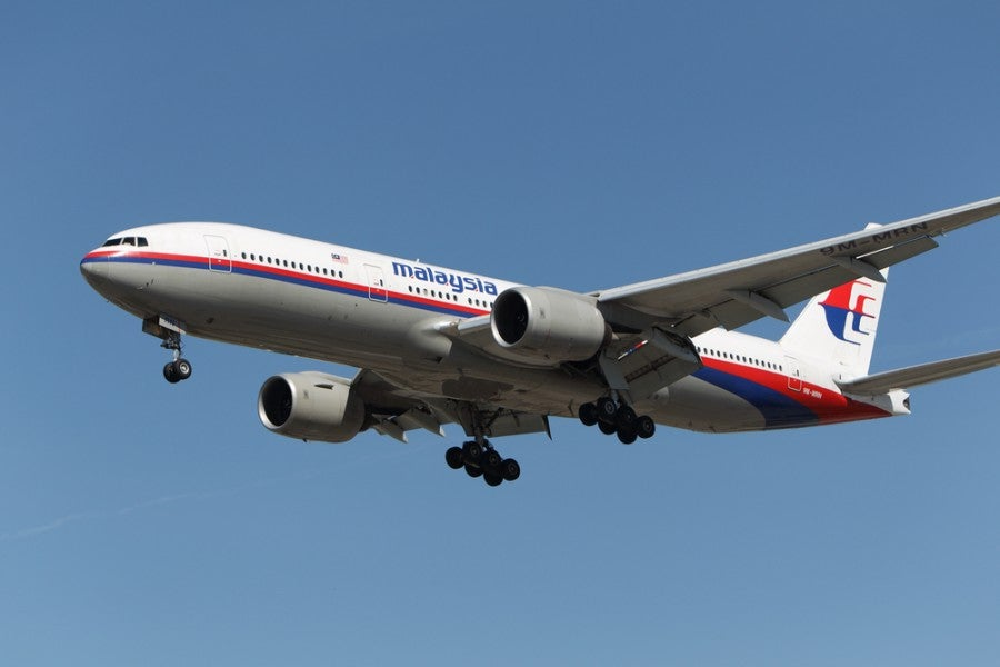 Would you fly Malaysia Airlines? Photo courtesy of Shutterstock.
