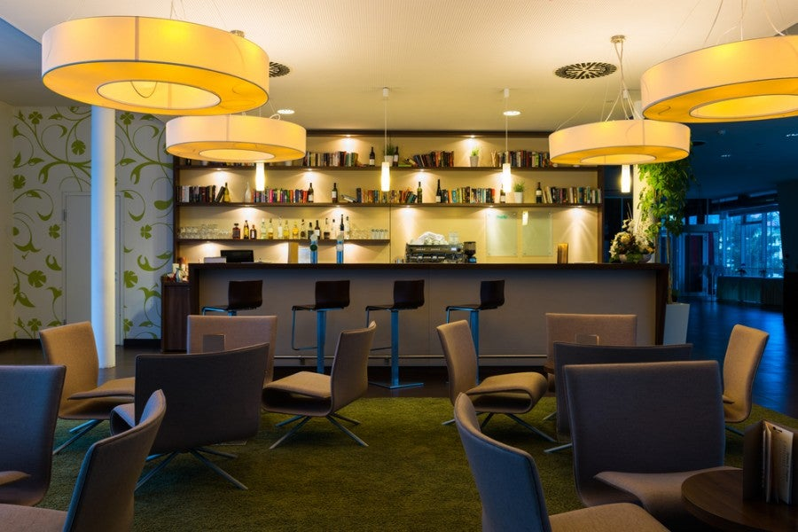 Lounge access can be amazing--and even better when it's free
