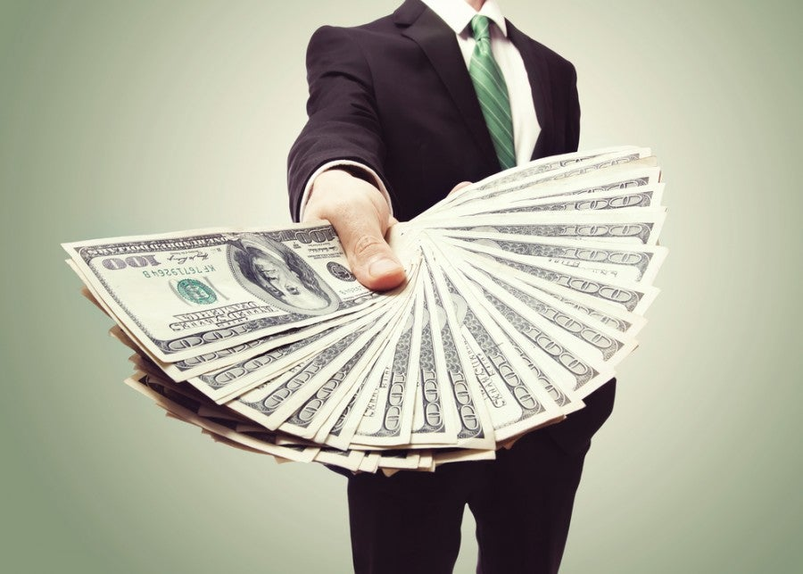 Cash back cards can be an important element of your rewards strategy. Image courtesy of Shutterstock.