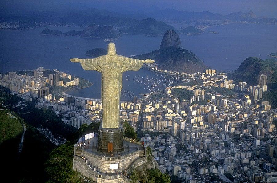 Win a trip to Rio de Janeiro. Photo courtesy of Shutterstock.
