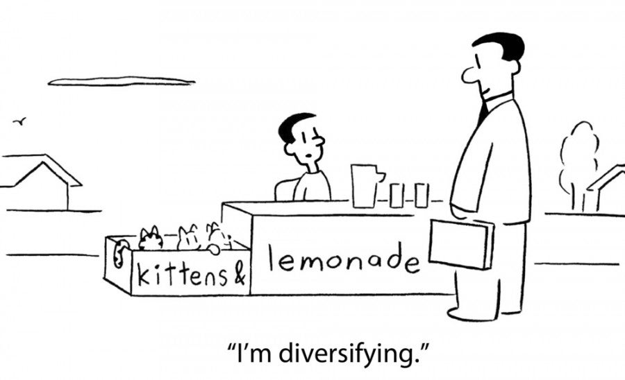 Always diversify your points and miles. This way, you have options. Image courtesy of Shutterstock.
