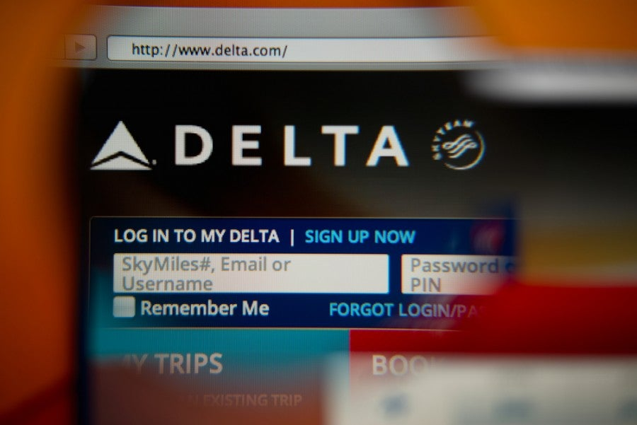 If you want to qualify for Delta Medallion elite status, you will have to hit  an MQM & MQD threshold. Photo courtesy of Shutterstock.