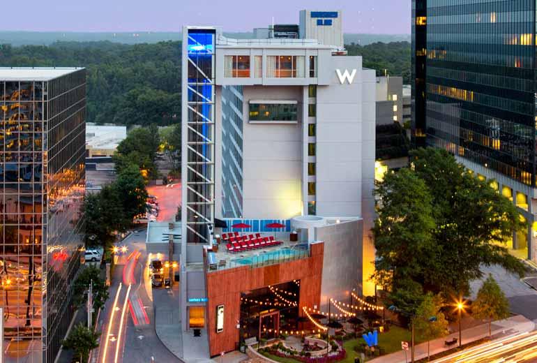 The W Buckhead Atlanta