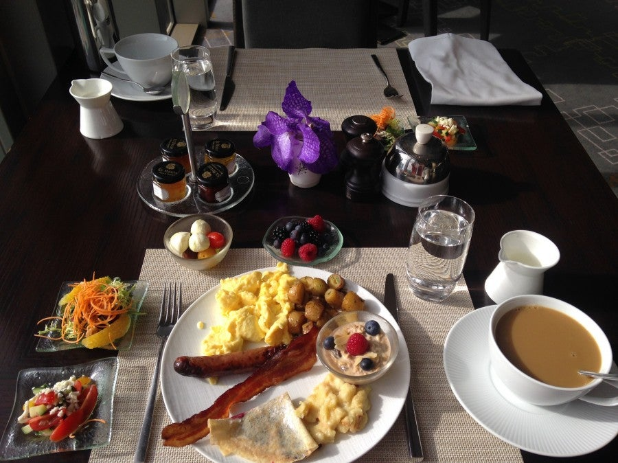 There are several ways to get free breakfast at luxury hotels like the St. Regis Bal Harbour.