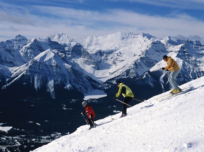 Go Ski Alberta Winter Giveaway