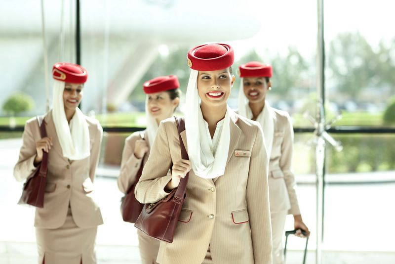 When it comes to ME3 flight attendants, there's a lot of fear and sadness beneath those red hats and behind those gleaming smiles