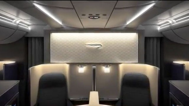 I was really hoping to upgrade to British Airways first class.