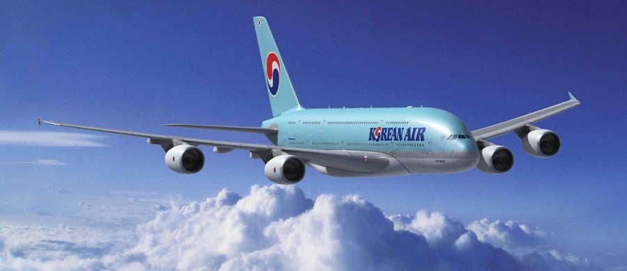 Korean Air A380 featured