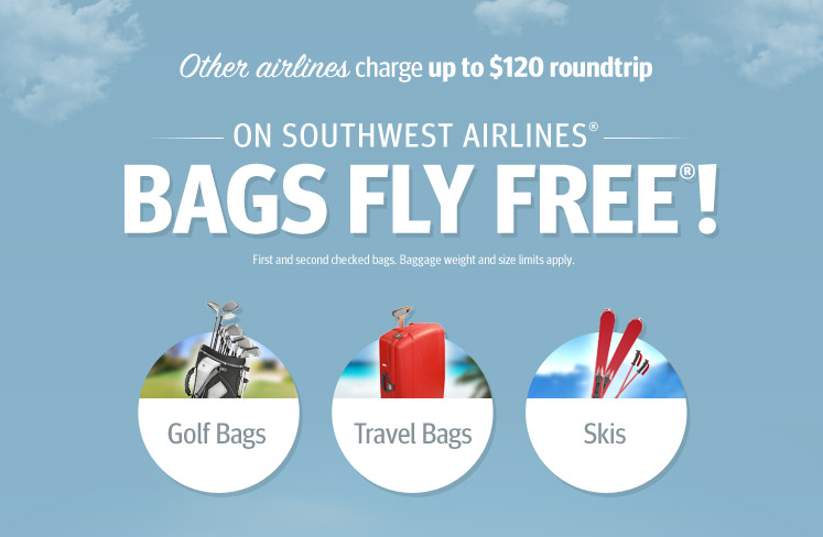 Bags Always Fly Free On Southwest A Perk We Wish Other Airlines Would Offer As