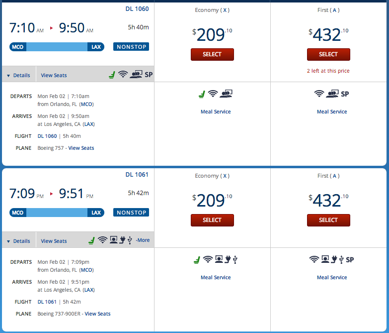 Aircraft Changes And How To Check For In Flight Amenities The