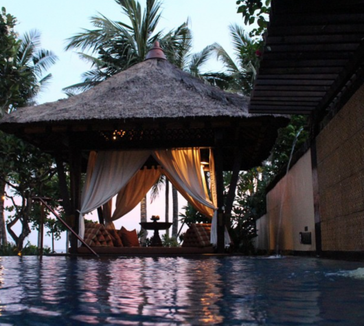 I recently stayed at the St. Regis Bali with a booking that I made through Amex Fine Hotels and Resorts.