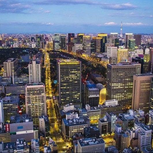 Hotel Review: Andaz Tokyo Toranomon Hills