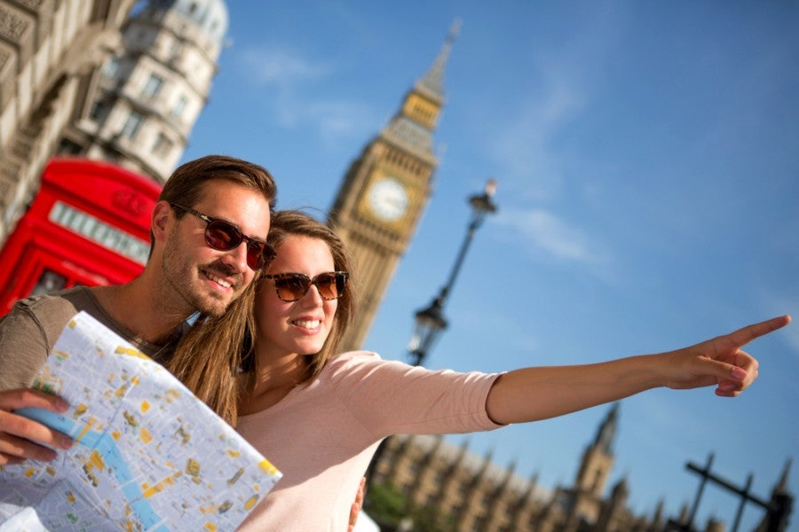 If you are engaged, you shouldn't have a problem combining points, getting you closer to your dream vacation of course. Photo courtesy of Shutterstock.