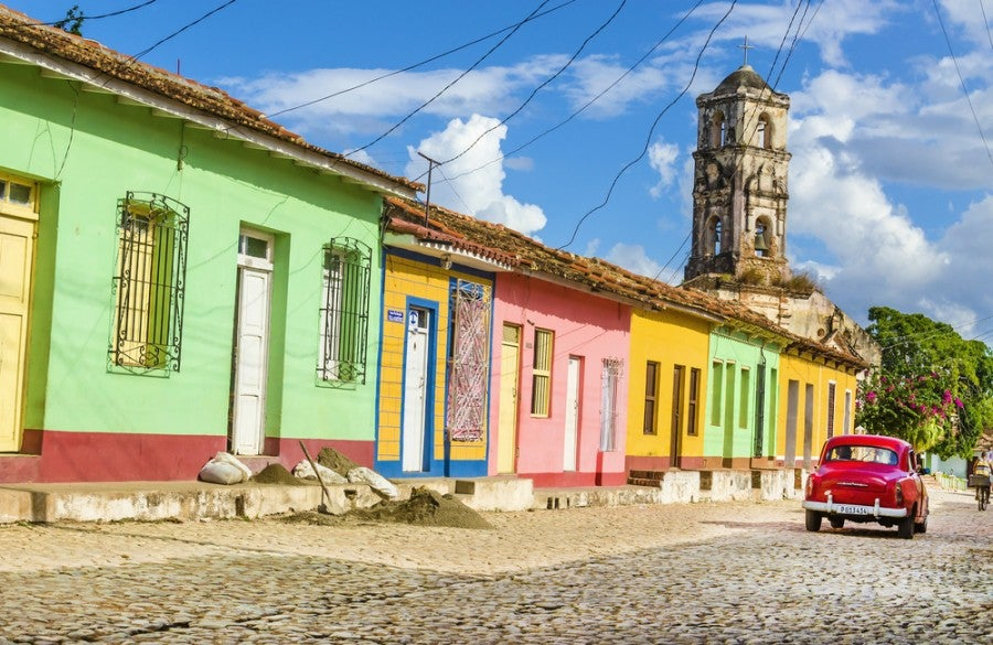 I can't wait to visit Trinidad, Cuba. Photo courtesy of Shutterstock.