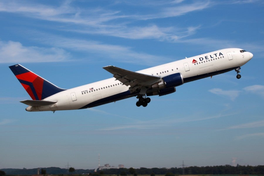 Unfortunately, flying Delta is the only way to get elite status. Photo courtesy of Shutterstock.