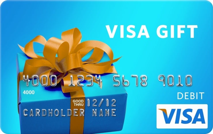 Thursday Giveaway: $500 Visa Gift Card