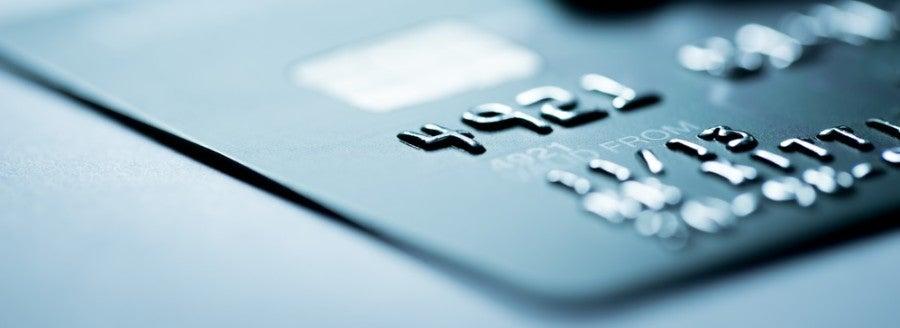 Credit Card stock shutterstock 246551071