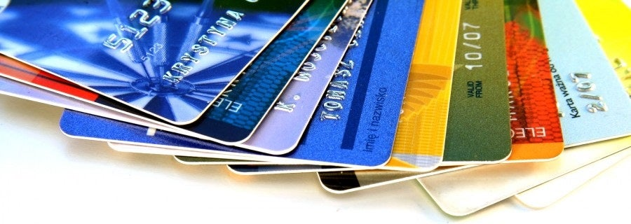 Credit Cards spread