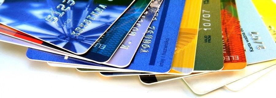 Credit Cards spread