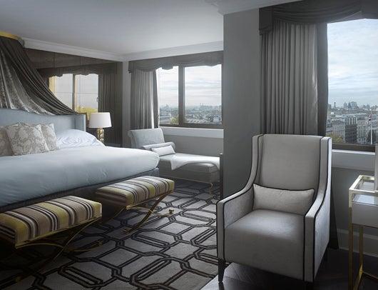 7 incredible ihg hotels for international getaways - Intercontinental park lane swimming pool ...