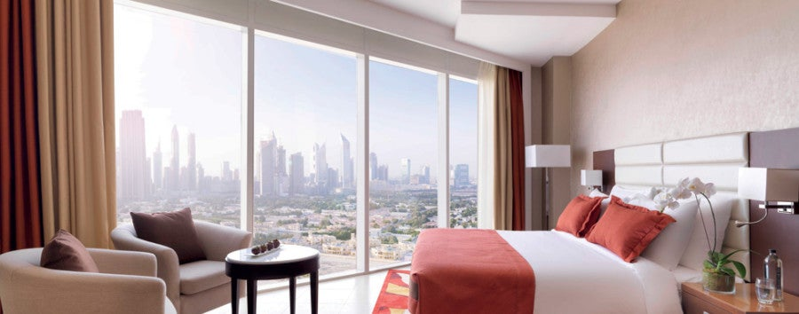 Radisson Blu Dubai room Club Carlson Rezidor featured