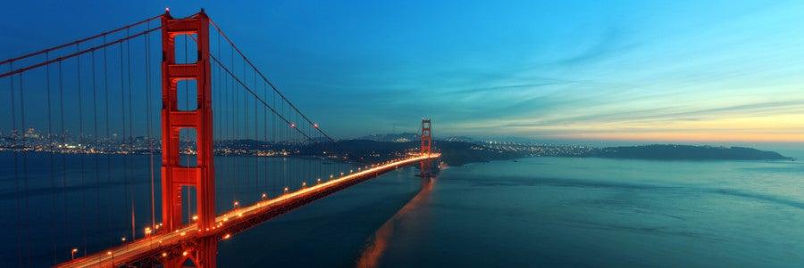 San Francisco panorama shutterstock 125553392