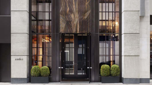 Properties in big cities, like the Andaz 5th Avenue, tend to have high revenue rates and are thus a great redemption option as well.