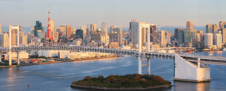 Want to get to Tokyo? There are tons of ways to use your miles to fly there!
