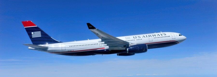 US Airways A330 featured