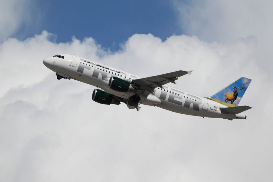 Frontier Airlines Is Looking Into The Incident Photo Courtesy Of Shutterstock