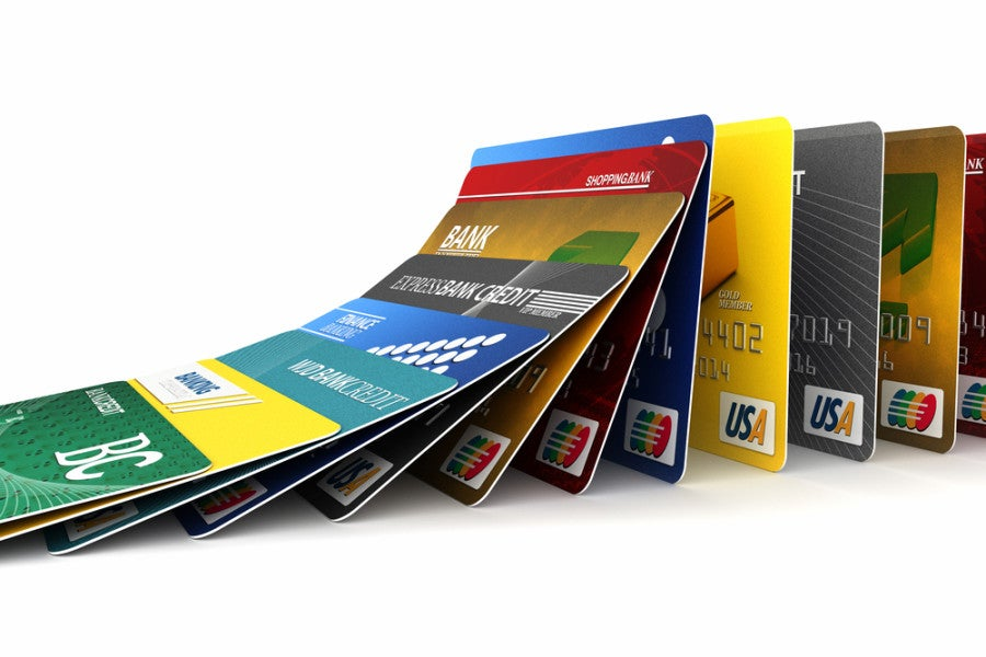 There are so many options you have for getting credit cards. Photo courtesy of Shutterstock.