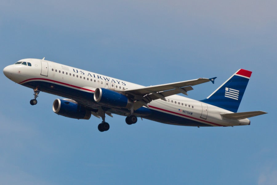 Take advantage and book your US Airways award tickets before the merger! Photo courtesy of Shutterstock.