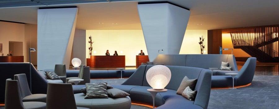Hilton Conrad New York Lobby