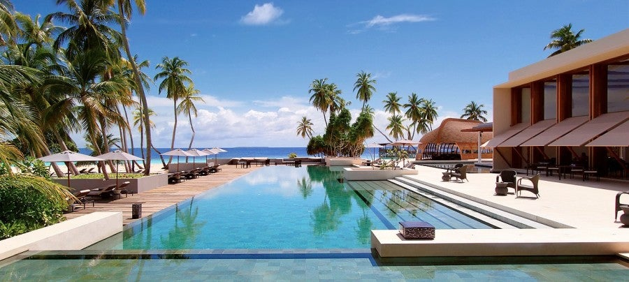 The Park Hyatt Maldives Is A Great Hotel For Which To Use Your Gold Pport Points