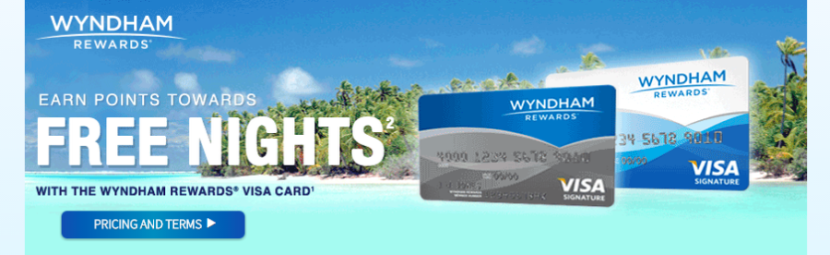 With the new Wyndham program changes, we may see changes to the Wyndham Visa card bonuses, as well.