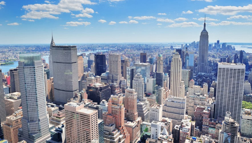 Get 20% off Starwood NYC stays this spring. Photo courtesy of Shutterstock.