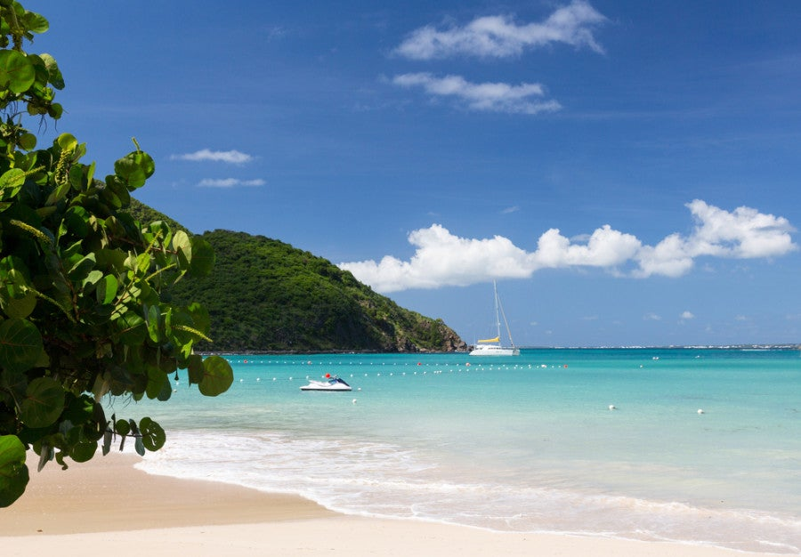 Win a trip to St. Martin. Photo courtesy of Shutterstock.