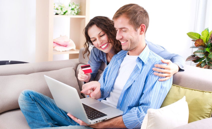 You can add household income when you apply for a credit card. Photo courtesy of Shutterstock.