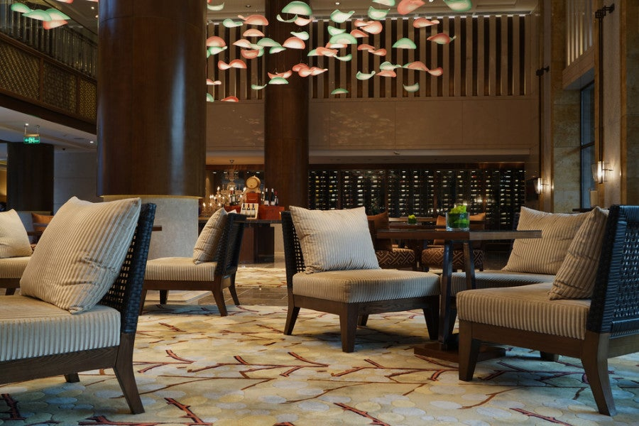 Hotel club lounges can be nice, but $150/person/day seems excessive to me. Photo courtesy of Shutterstock.