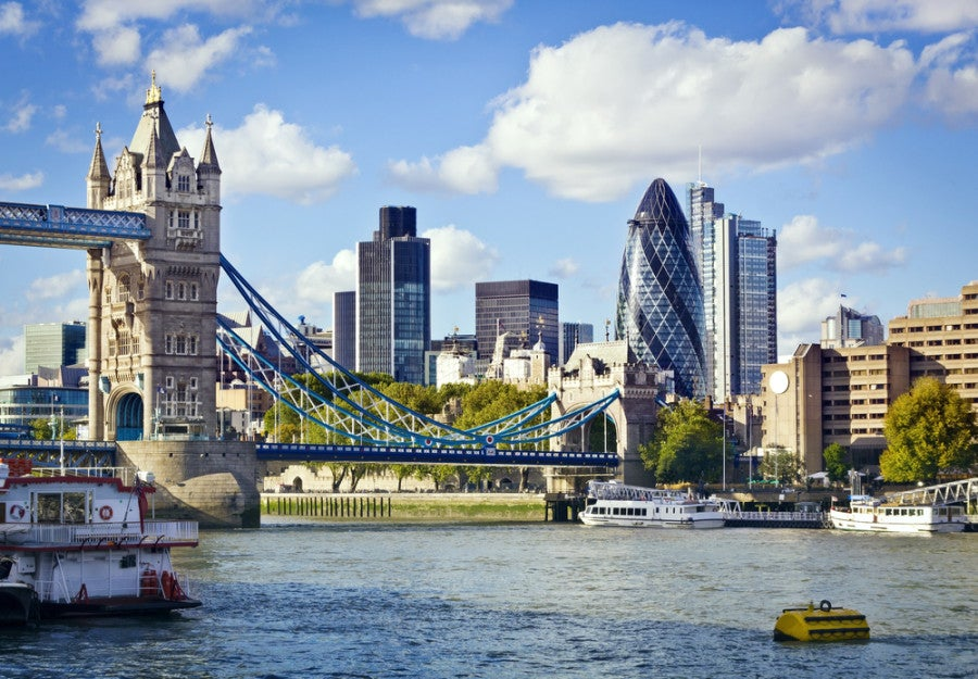 Win a trip to London. Photo courtesy of Shutterstock.