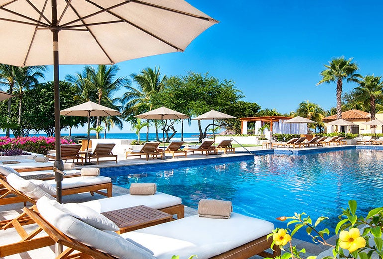 Be sure to lock in the St. Regis Punta Mita before it increases to a Category 7.