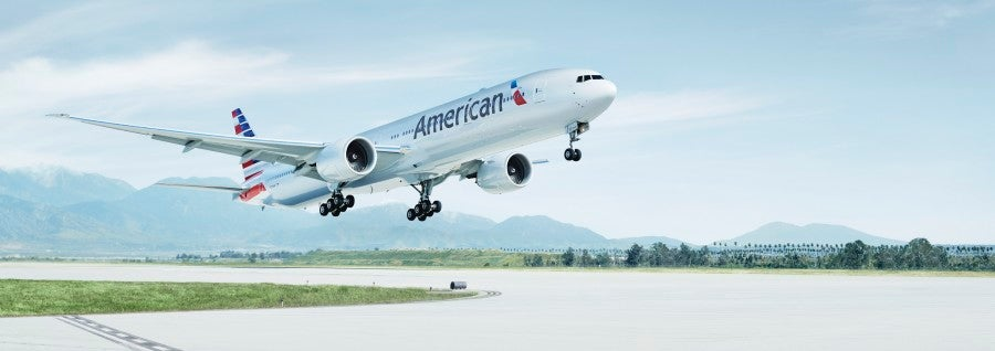 Get double Business Extra Points on four new American Airlines flights from Miami. Photo courtesy of American Airlines