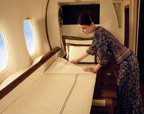 How to Fly Singapore Airlines First Class for (Almost!) Free
