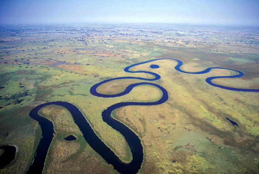 Okavango River Botswana tourism