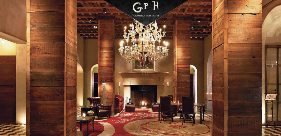 The Gramercy Park Hotel in New York is one featured property on Hotel Tonight, but you won't find a best rate guarantee!