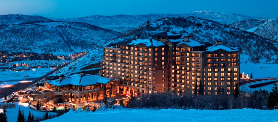 The St. Regis Deer Valley is a terrific use of SPG points (in the winter, at least).