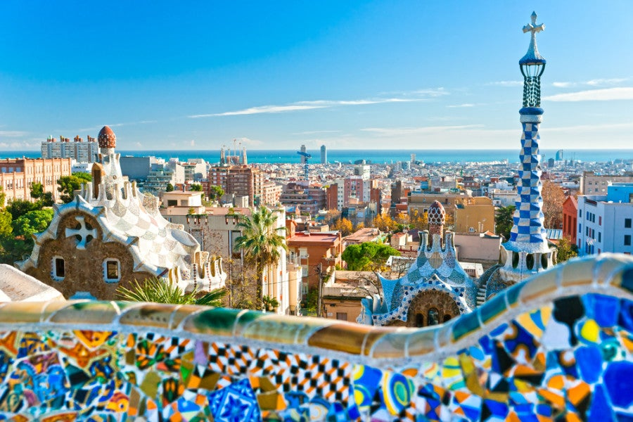 Win a trip to Barcelona. Photo courtesy of Shutterstock.