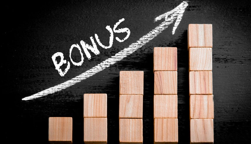 I would wait for a better bonus to come along. Photo courtesy of Shutterstock.