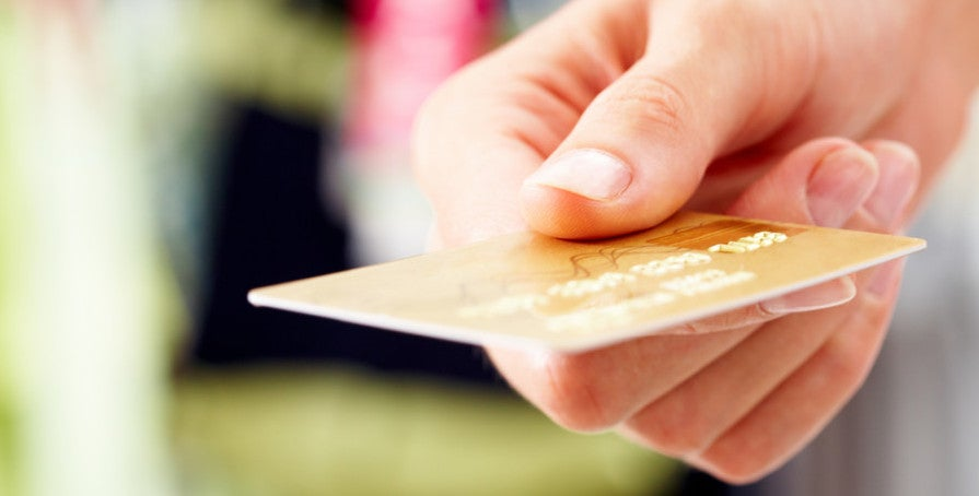 The annual fee doesn't count as eligible spend towards the bonus. Photo courtesy of Shutterstock.