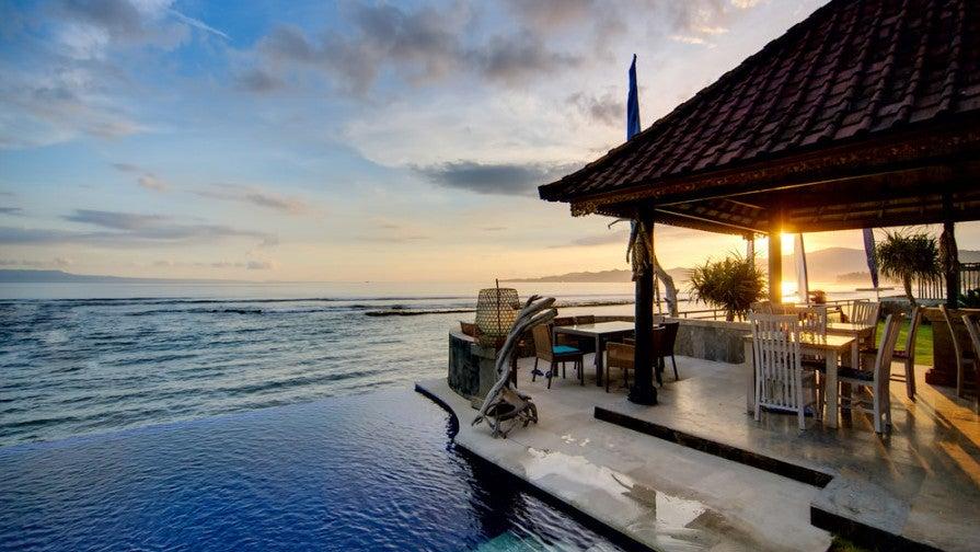 Bali is a romantic and beautiful honeymoon spot. Photo courtesy of Shutterstock.